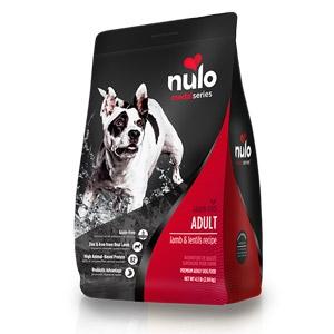 Nulo™ MedalSeries™ Lamb & Lentils Dry Adult Dog Formula
