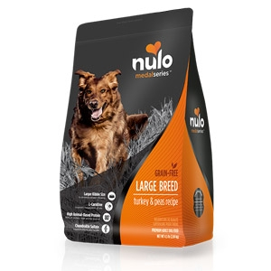 Nulo™ MedalSeries™ Turkey & Peas Dry Large Breed Formula