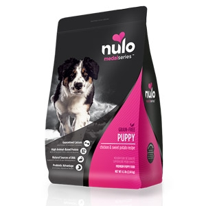 Nulo™ MedalSeries™ Chicken & Sweet Potato Dry Puppy  Formula