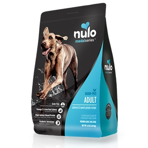 Nulo™ MedalSeries™ Salmon & Sweet Potato Dry Adult Dog Formula