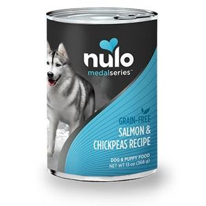 Nulo™ MedalSeries™ GF Salmon & Chickpeas Wet Adult Dog Formula