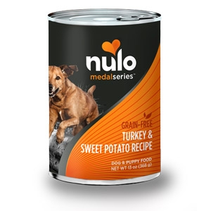 Nulo™ MedalSeries™ GF Turkey & Sweet Potato Wet Adult Dog Formula