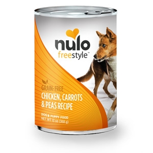 Nulo FreeStyle™ GF Chicken, Carrots & Peas Wet Adult Dog Formula