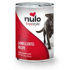 Nulo FreeStyle™ GF Lamb & Lentils Wet Adult Dog Formula