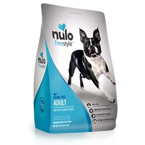 Nulo FreeStyle™ Salmon & Peas Dry Adult Dog Formula