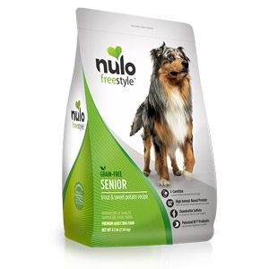 Nulo FreeStyle™ Turkey & Sweet Potato Dry Senior Dog Formula