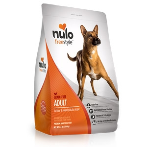 Nulo FreeStyle™ Turkey & Sweet Potato Dry Adult Dog Formula