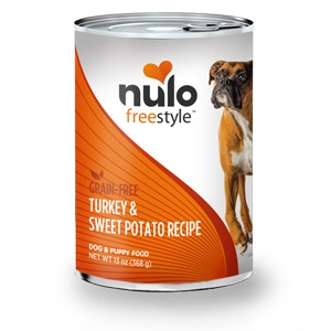 Nulo FreeStyle™ GF Turkey & Sweet Potato Wet Adult Dog Formula