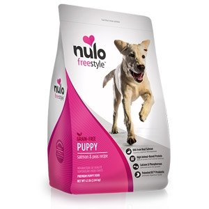 Nulo FreeStyle™ Salmon & Peas Dry Puppy Formula