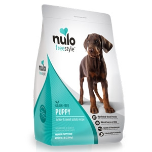 Nulo FreeStyle™ Turkey & Sweet Potato Dry Puppy Formula