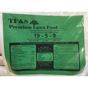 TF&S 19-5-9 Fertilizer - 40lbs.