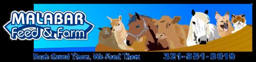 Malabar Feed and Farm  Logo