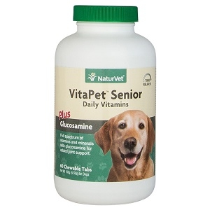 NaturVet VitaPet™ Senior Care Daily Vitamins