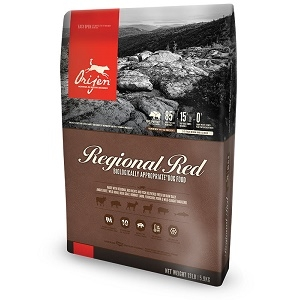Orijen Regional Red Dry Dog Food, 15 lbs.