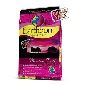 Earthborn Holistic® Meadow Feast™ Dry Dog Food, 28 lbs.