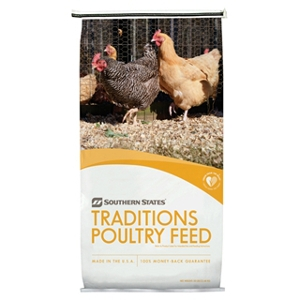 Southern States Traditions Egg Layer Crumble 50 Lb.