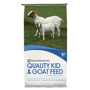 Southern States17% Non-Medicaticated Goat Pellet 50 lb