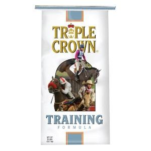 Triple Crown Training Horse Feed 50 Lb.