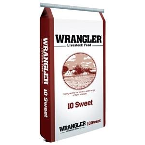 Nutrena® Wrangler™ 10% All Stock Sweet Feed
