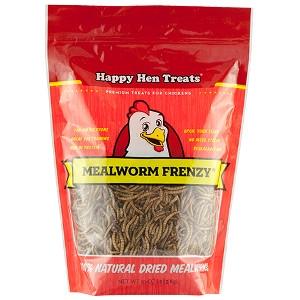 Happy Hen Meal Worms