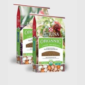 Purina® Organic Layer Crumbles