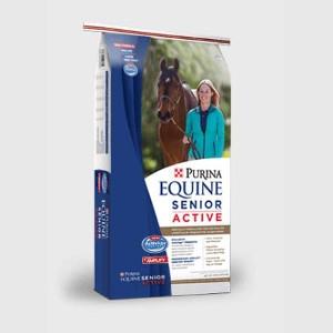 Purina® Equine Senior® Active Horse Feed