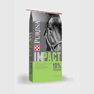 Purina® Impact 10:6 Horse Feed