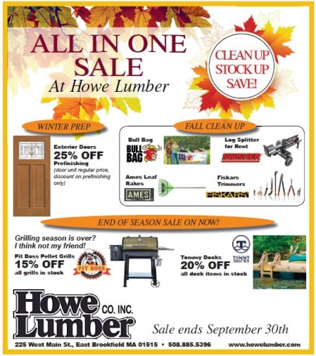 All In One Sales Event