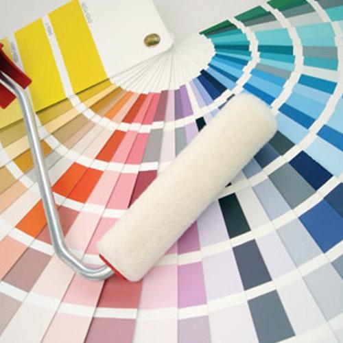 Custom Paint Mixing