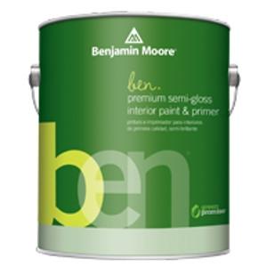 Benjamin Moore ben Interior Paint