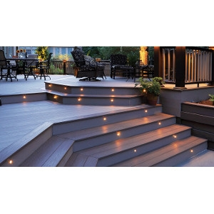 Azek Deck and Rail Lighting