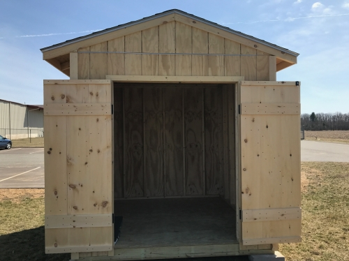 SOS (Shed On Saturday) Kit 8X8 and 8x12