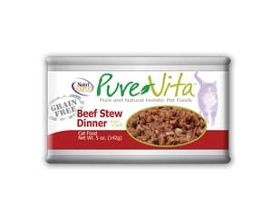 Beef Stew DinnerGrain Free for Cats