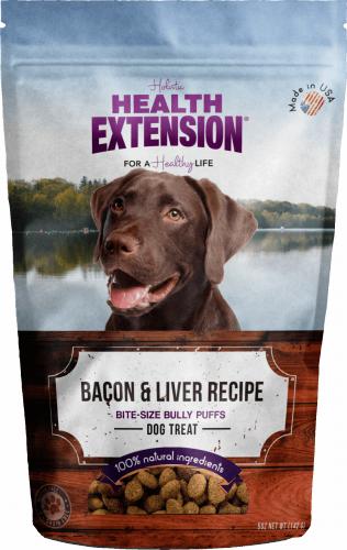 Bully Puffs- Bacon