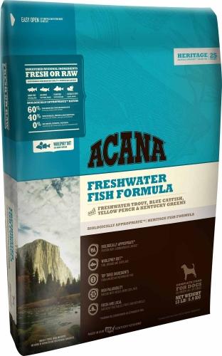 Acana Heritage For Dog - Freshwater Fish