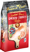 Fussie Cat Food For Cats- Chicken and Turkey