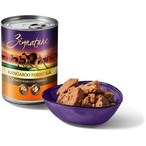 Canned Kangaroo Recipe for Dogs