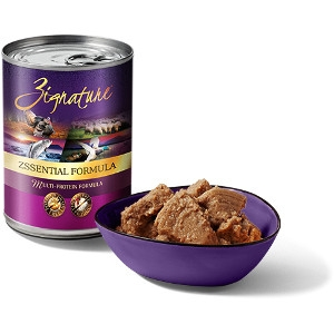 Canned Zssential Recipe for Dogs