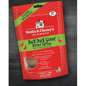 Duck Duck Goose Freeze-Dried Dinner Patties