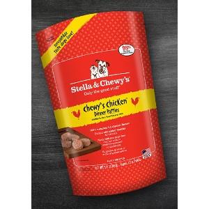 Chewy's Chicken Frozen Dinner Patties