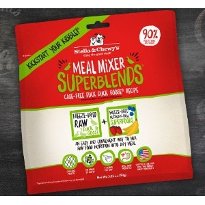 Cage-Free Duck Duck Goose Meal MixersSuperBlends