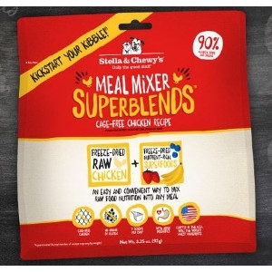 Cage-Free Chicken Meal MixersSuperBlends