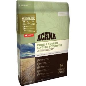 Acana Singles For Dog - Pork & Squash