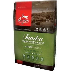 Orijen Food For Dogs- Tundra Formula
