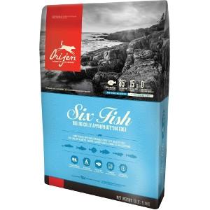Orijen Food For Dogs- Six Fish Formula