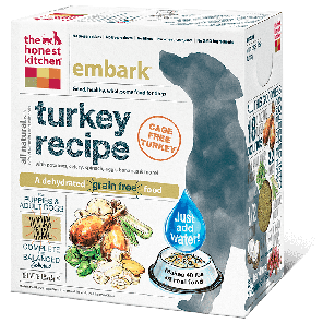The Honest Kitchen Embark Grain-Free Dehydrated Dog Food
