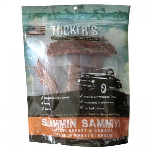 Slammin Sammy's Chicken & Banana Dog Treats