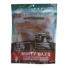 Mighty Max's Chicken & Bacon Jerky Dog Treats