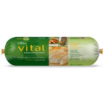 FreshPet Vital Balanced Nutrition Chicken & Vegetables Dog Food, 1 lbs.