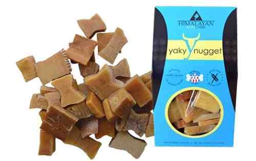 Himalayan Yaky Nuggets Dog Treats, 4 oz.